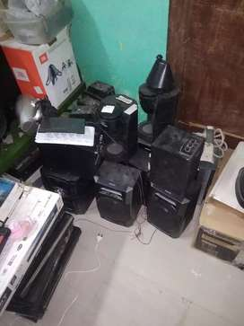 Electronic material lot