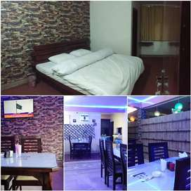 Hotel and restaurant for rent