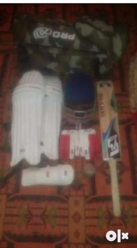 Branded original full cricket kit in brand new condition