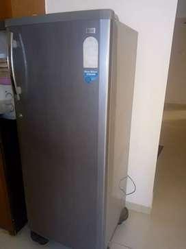 Lg fridge 10 years ago
