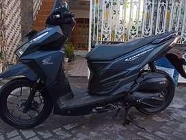 Honda vario 150cc cbs idling stop thun 2016 plt L surabaya nego
