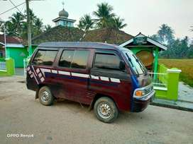Mitsubishi T120SS minibus siap pakai