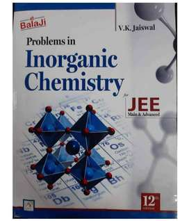 Inorganic Chemistry JEE by V.K. jaiswal