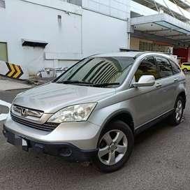 Honda CRV 2.0 AT 2009 Silver Tgn 1 Istimewa