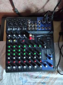 Mixer yamaha 8ch