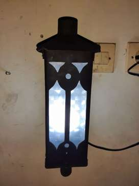Lampu hias bahan pvc model klasik - indoor / outdoor