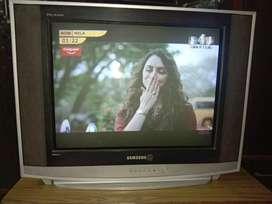 "Samsung flat screen TV 24"""