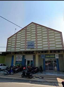 Dijual Ruko Cocok Buat Kantor, Depo, Atau Gudang