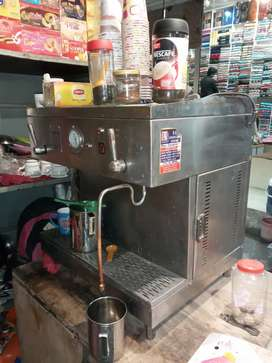 Chay, Coffee and Qehwa maker steamer