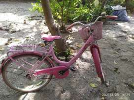 Hero girls bicycle-4 yrs old-in a good condition