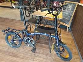 Sepeda lipat united trifold 1B bisa kredit tanpa cc proses 3menit
