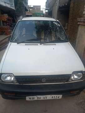 Maruti Suzuki 800 2001 LPG Well Maintained