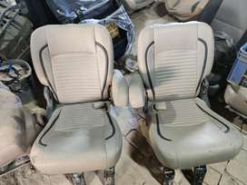 Scorpio captain seats