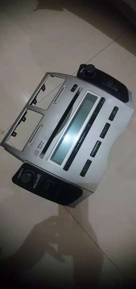 Dijual Head Unit OEM Yaris Bakpao + Frame