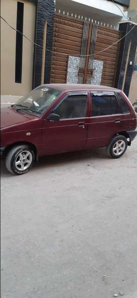 Alto Mehran 2011 full original colour