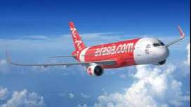 Airlines Jobs in India - Golden chance for 12th, Diploma and Graduate