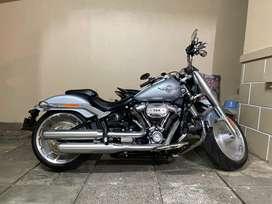 Dijual Cepat Harley Softail Fatboy 2020 FP Low KM