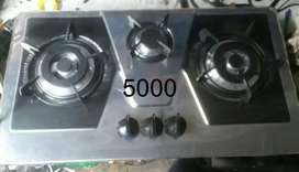 Gas hob and auto stove