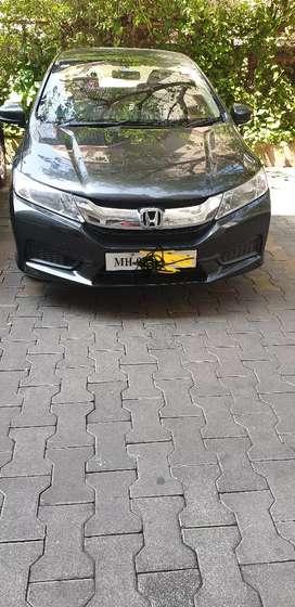 Honda city SV model brown colour. New condition.