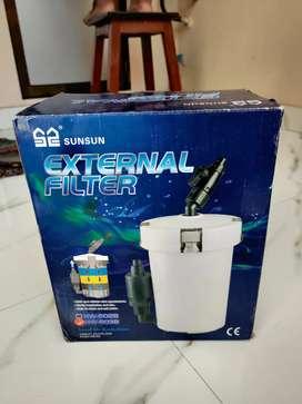 Sunsun External Aquarium filter