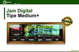 Jam Digital Masjid/mushola bergaransi 1 tahun