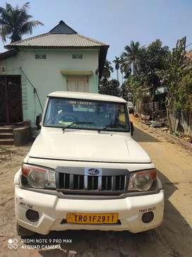 Mahindra Bolero 2015 Diesel 85000 Km Driven good condition Ac