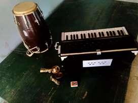 Harmonium Dholak jhanjh