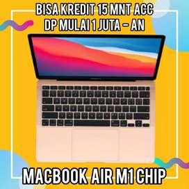 Macbook Air M1 PROMO KREDIT DP mulai 1jt-an utk customer Repeat HCI