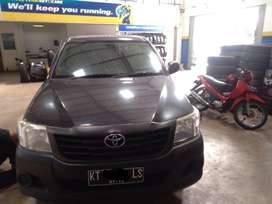 toyota hilux pick up single cabin 2014