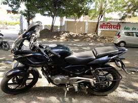 Pulsar 180 with modified 220 frearing feel like 220 super condition