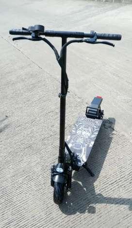 Scooter listrik Brand new Zapcool