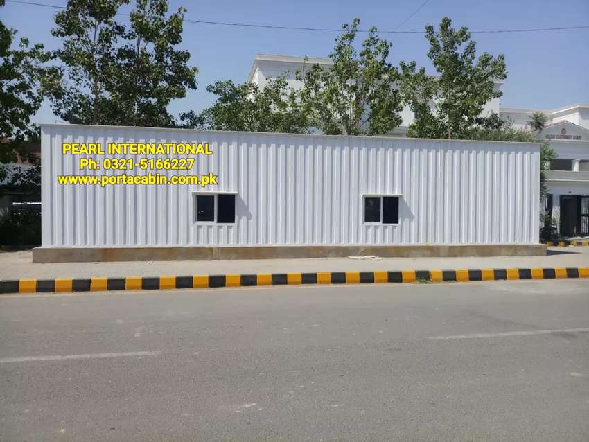 Container office prefabricated room porta cabin mobile cafe toilets 0
