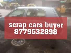 #_- klyn-£ Scrap car's buyer