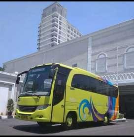 Bus wisata medium