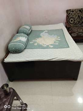 Deewan Bed 4 × 6 (4 By 6) For Sale ₹6500/- Onl
