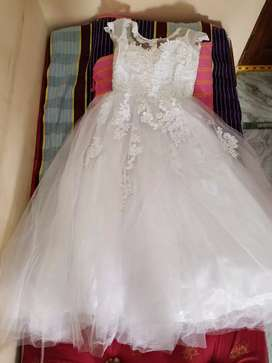Bridal gown for rent and sale