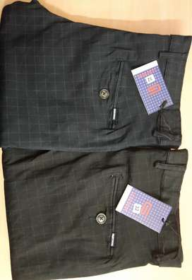 Men's cotton trousers for Wholesale only