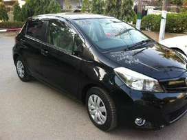 Toyota Vitz Used Me Khareedien Sirf 20% Down payment per..!