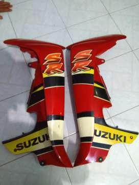Jual sayap Suzuki smash 2005 merah original