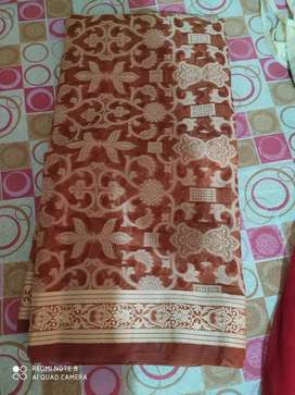 Brand new saree