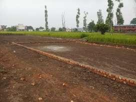 Low cost land 7000 per Gaj