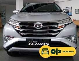 [Mobil Baru] PROMO DAIHATSU TERIOS  DP DAN ANGSURAN MURAH BIG DISKON
