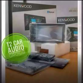 Grosir Dvd 2din KENWOOD DDX419BT terbaru plus camera hd