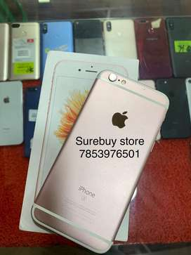 Iphone 6S(64GB) 1 Year Old.Rosegold