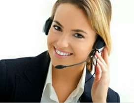 Call center job for both male and female