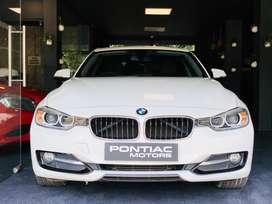 BMW 3 Series 320d Sport Line, 2016, Diesel