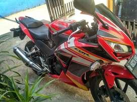 CBR 150cc 2015 komplit murah