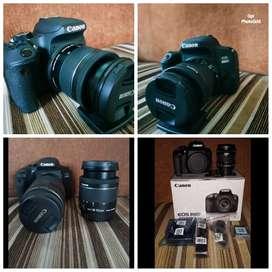 Dijual Kamera DSLR Canon Eos 800D