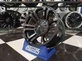 Velg mitsubishi triton ring 16 model/racing hsr