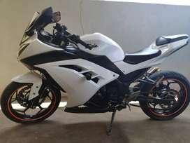 Jual Kawasaki ninja 4tak 250 mulus terawat